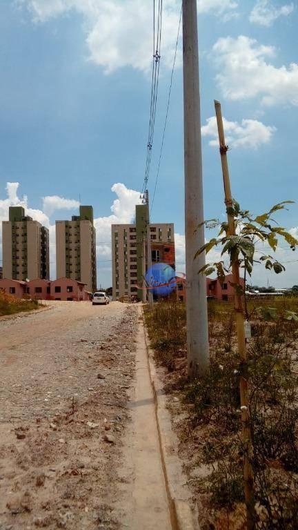 Terreno à venda, 130 m² por R$ 180.000 - Santa Terezinha - São Bernardo do Campo/SP
