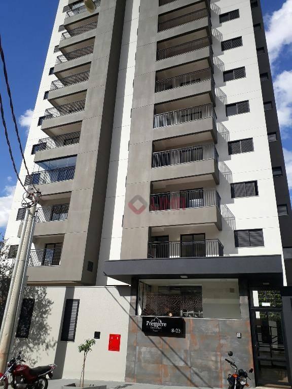 Apartamento residencial para venda e locação, Vila Altinópolis, Bauru.