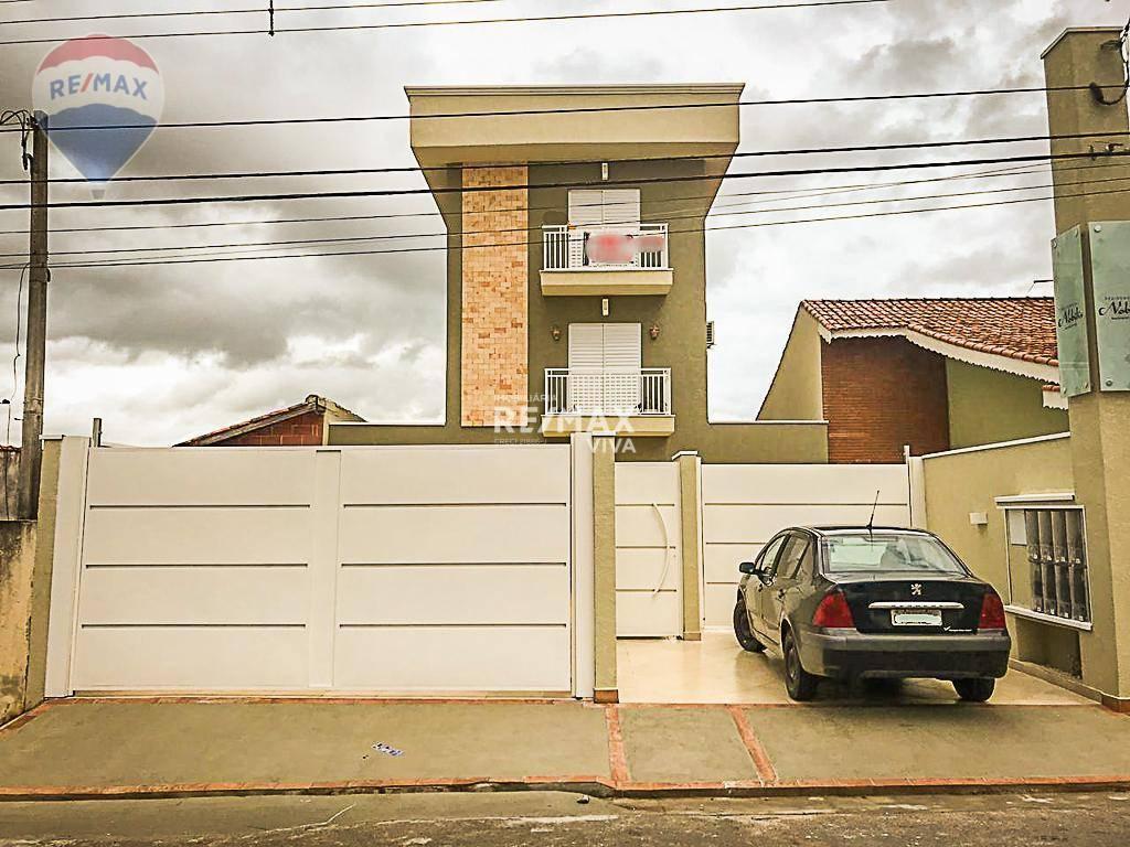 Casa em Atibaia, Apartamento com 2 dormitórios à venda, 53 m² por R$ 260.000 - Atibaia Jardim - Atibaia/SP