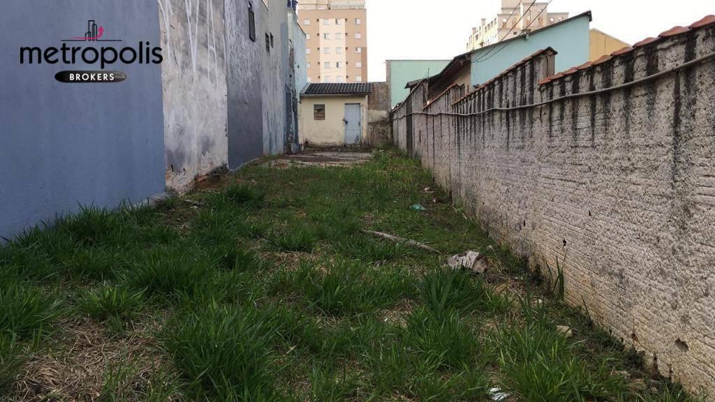 Terreno à venda, 200 m² por R$ 320.000