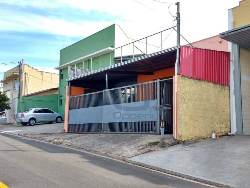 Barracão comercial à venda, Loteamento Nova Espírito Santo, Valinhos.