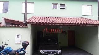 Sobrado Residencial à venda, Jardim Vila Rica, Santo André - SO0418.