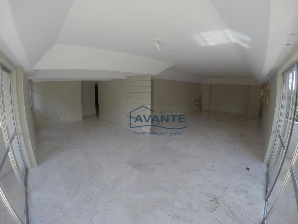 apartamento no edifício karol wojtila, 6° andar (1 apartamento por andar), com 440m² de área total...