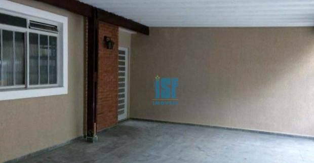 Casa com 3 dormitórios à venda, 250 m² por R$ 950.000, e para locação. Adalgisa - Osasco/SP- CA1302.