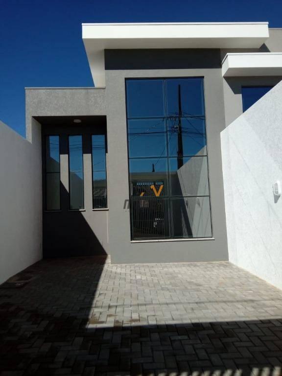 Casa estilo Contemporânea  75 m² por R$ 330.000 - Angra dos Reis - Cascavel/PR