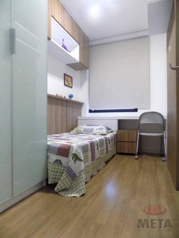 Apartamento com 2 Dormitórios à venda, 52 m² por R$ 222.000,00