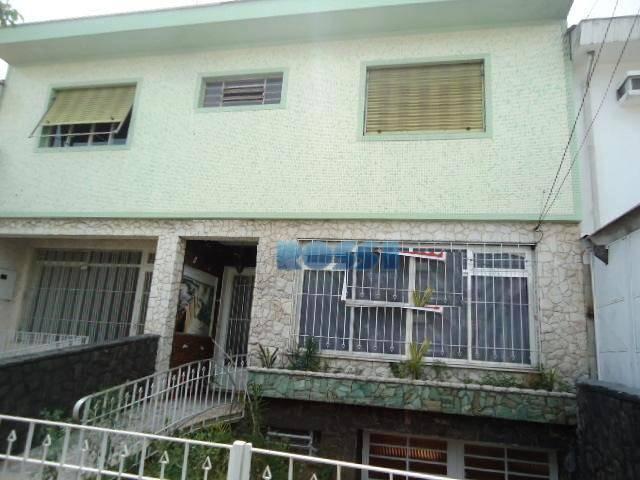 Sobrado residencial à venda, Mooca, São Paulo - SO0032.