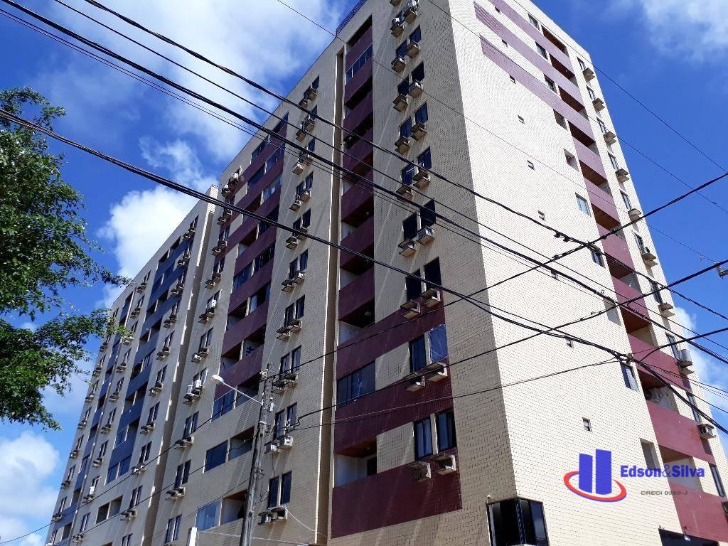 Apartamento 2 quartos para venda, Intermares, Cabedelo.