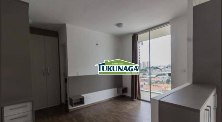 Studio com 1 dormitório à venda, 36 m² por R$ 215.000,00 - Vila Augusta - Guarulhos/SP