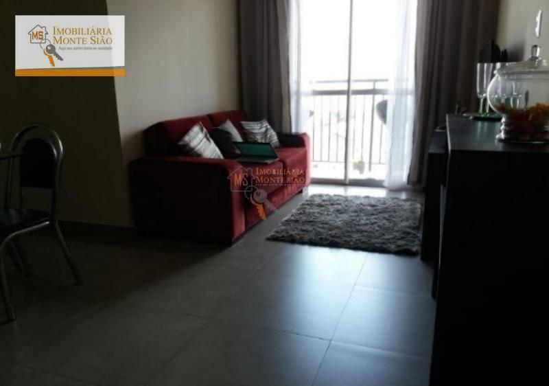 Apartamento Residencial à venda, Vila Paulista, Guarulhos - .