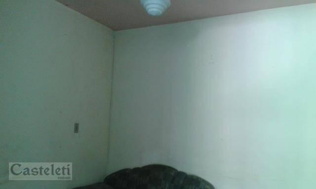 Casa de 2 dormitórios à venda em Cidade Jardim, Campinas - SP