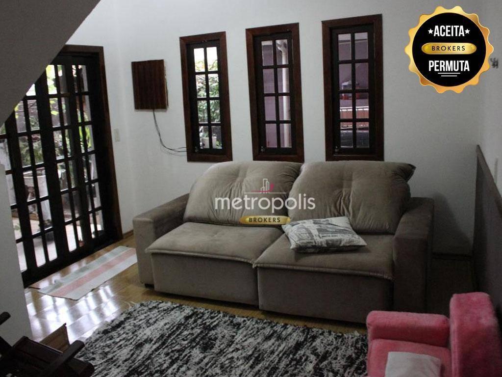 Sobrado à venda, 221 m² por R$ 1.120.000,00 - Boa Vista - São Caetano do Sul/SP