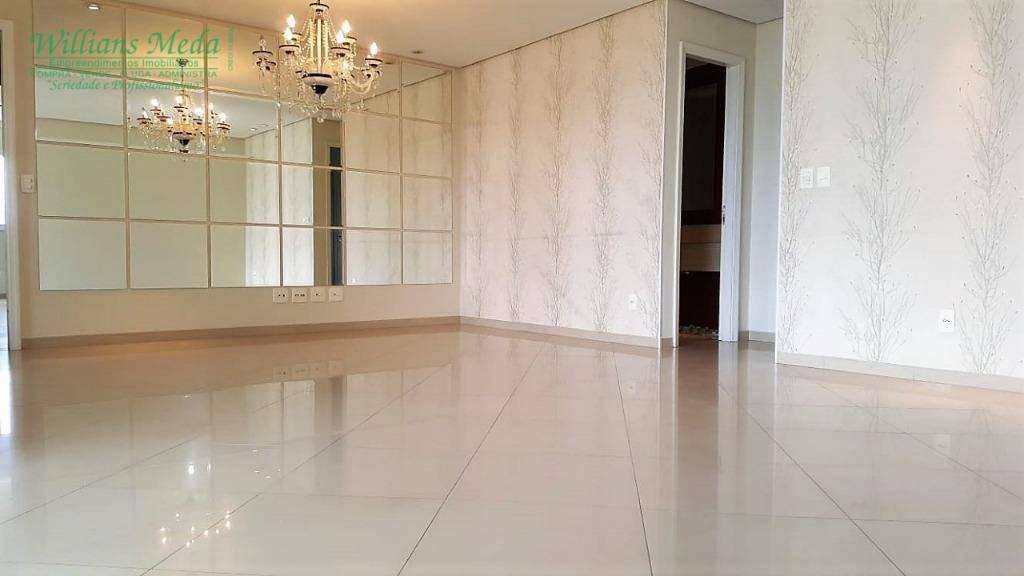 Apartamento com 2 dormitórios à venda, 140 m² por R$ 950.000 - Vila Augusta - Guarulhos/SP