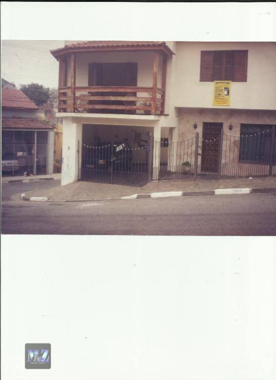 Sobrado residencial para venda e locação, Guarulhos, Guarulh