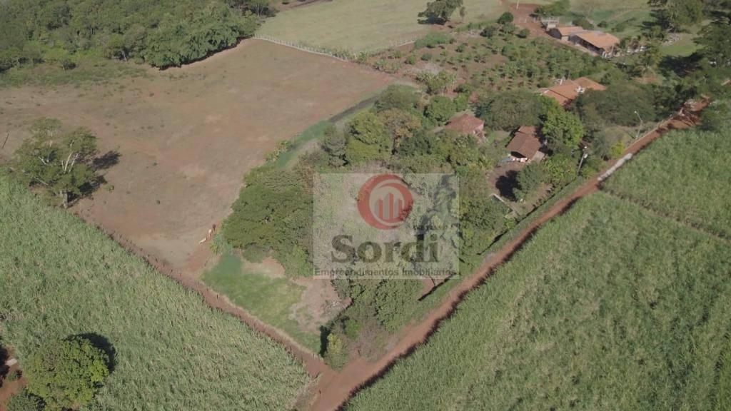 Sítio rural à venda, Zona Rural, Cravinhos.
