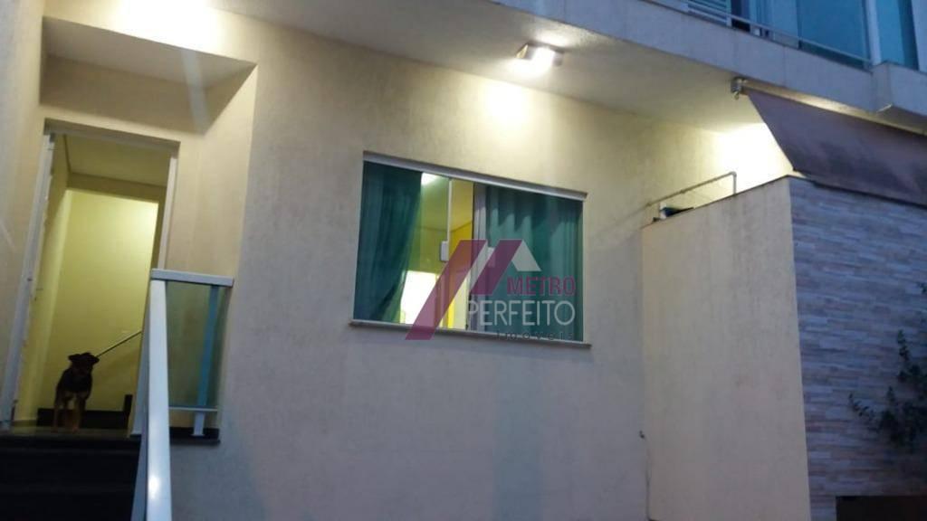 Sobrado com 3 dormitórios à venda, 80 m² por R$ 640.000 - Vila Formosa - São Paulo/SP