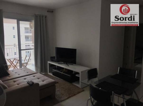 Apartamento à venda, 72 m² por R$ 345.000,00 - Vila Do Golf - Ribeirão Preto/SP