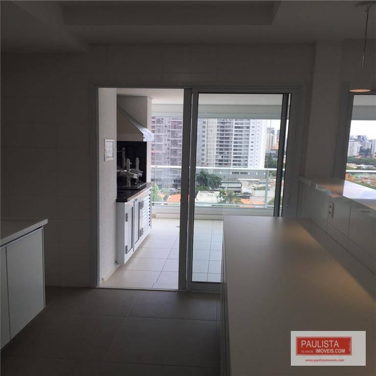 apartamento localizado no melhor do brooklin. 3 suites, 2 vagas de garagem, 2 salas, pronto para...