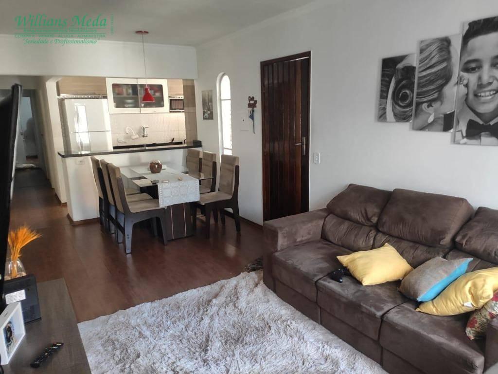 Casa com 2 dormitórios à venda, 65 m² por R$ 350.000,00 - Vila São Paulo - Guarulhos/SP