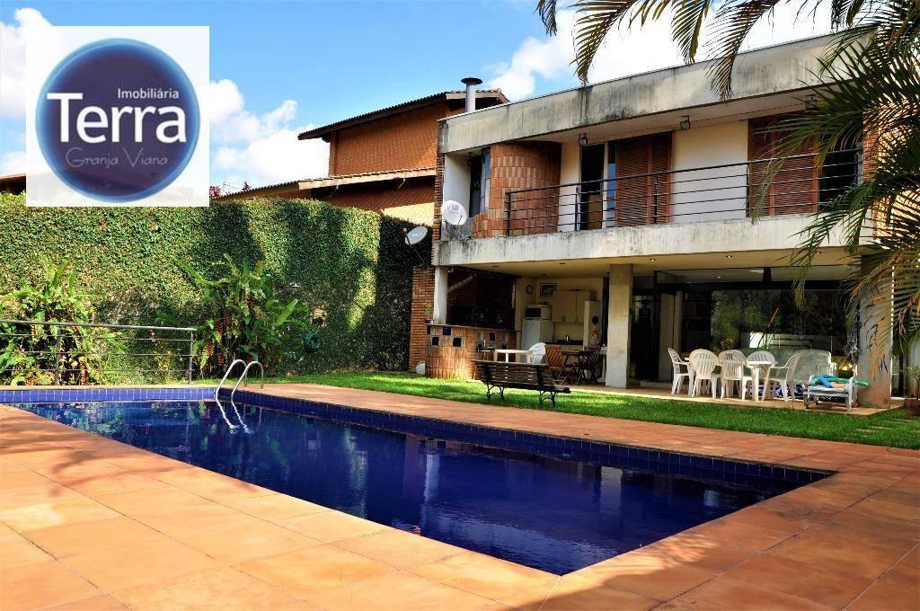 Casa residencial para venda, Residencial Euroville, Granja Viana.