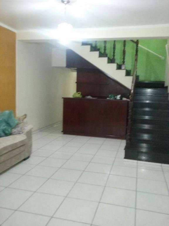 Sobrado residencial à venda. 155 m² c/ 2 vagas!!! Parque Mar