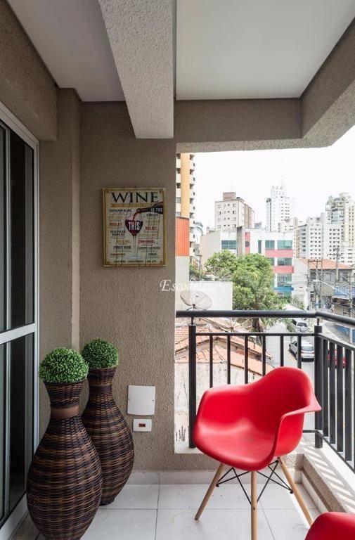 Studio residencial à venda, Santana, São Paulo.