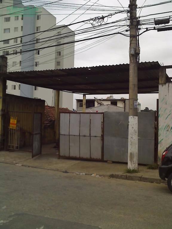 Terreno comercial para locação, Jardim Barbosa, Guarulhos.