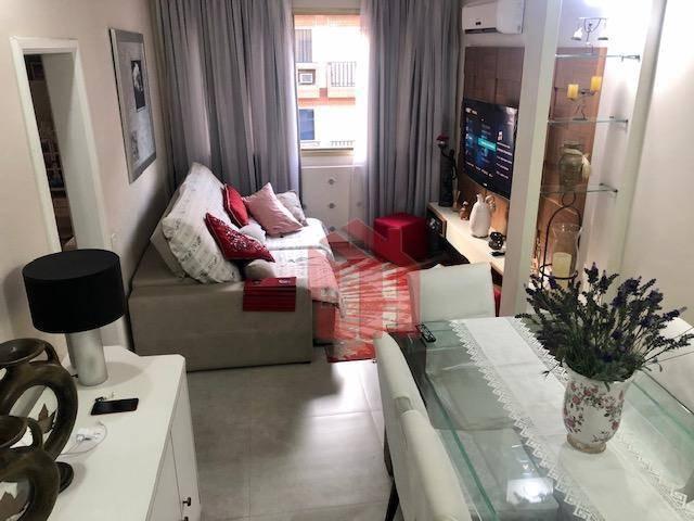 Cobertura com 3 dormitórios à venda, 231 m² por R$ 950.000,00 - Itararé - São Vicente/SP