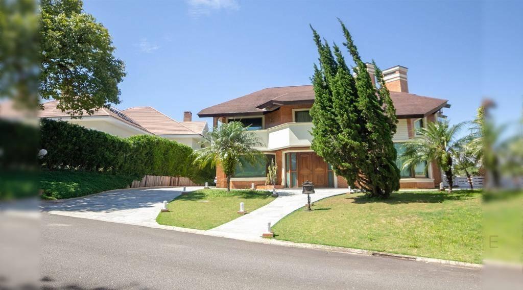 Casa com 4 dormitórios à venda, 640 m² por R$ 3.190.000 - Ca