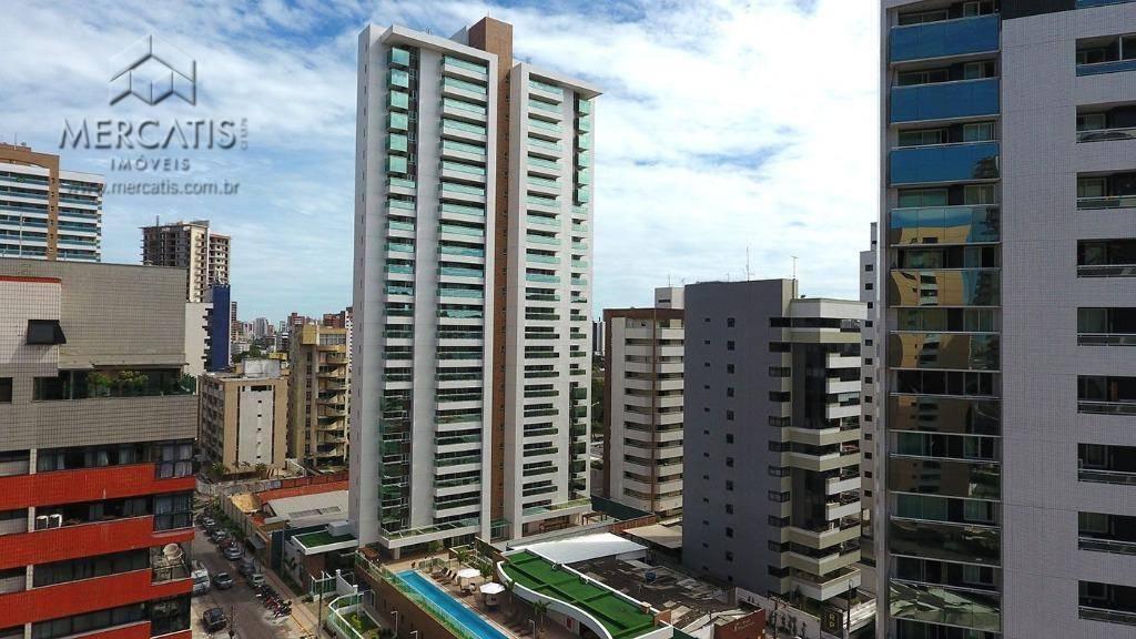 Apartamento à venda | Contemporâneo Condomínio Design (MM) | Bairro Aldeota | Fortaleza (CE) -