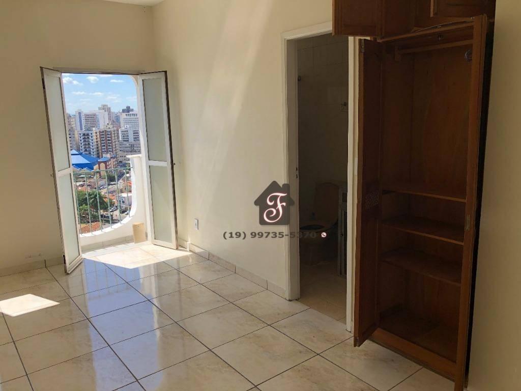 Kitnet com 1 dormitório à venda, 40 m² por R$ 150.000 - Botafogo - Campinas/SP