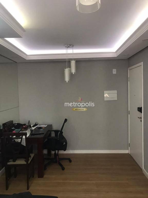 Apartamento à venda, 43 m² por R$ 223.000,00 - Centro - Diadema/SP
