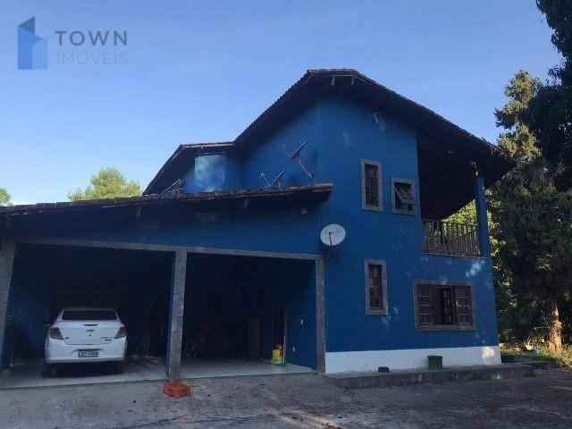 Casa com 4 dormitórios à venda, 210 m² por R$ 380.000,00 - Rio do Ouro - São Gonçalo/RJ