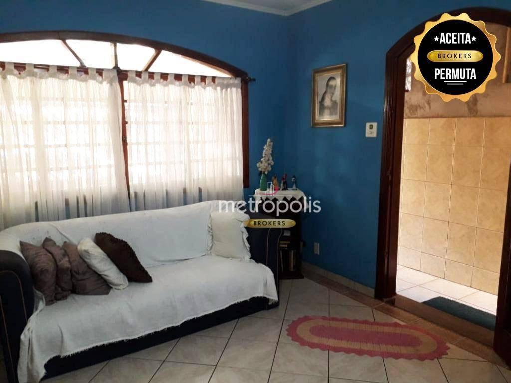 Sobrado à venda, 10 m² por R$ 640.000,00 - Osvaldo Cruz - São Caetano do Sul/SP
