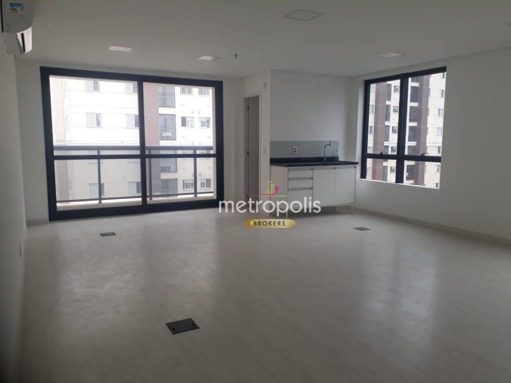Sala para alugar, 53 m² por R$ 1.750,00/mês - Boa Vista - São Caetano do Sul/SP