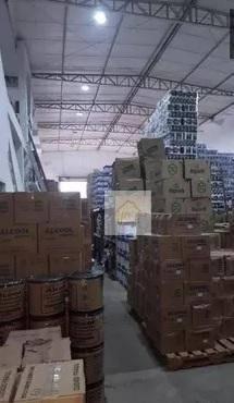 Galpão para alugar, 800 m² por R$ 17.000,00/mês - Macuco - Santos/SP
