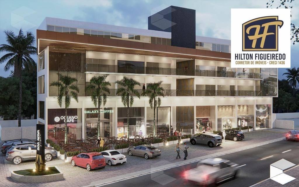 Loja para alugar, 51 m² por R$ 3.500,00/mês - Bessa - João Pessoa/PB