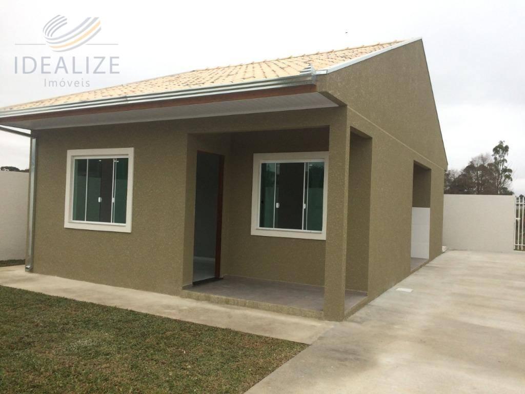 Casa com 3 dormitórios à venda, Águas Claras - Piraquara/PR