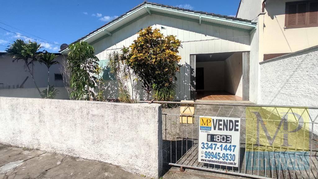 Casa com 3 dormitórios à venda, 130 m² por R$ 360.000,00 - Armação - Penha/SC