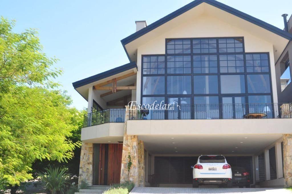Casa com 4 dormitórios para alugar, 500 m² por R$ 24.000,00/mês - Tamboré - Santana de Parnaíba/SP