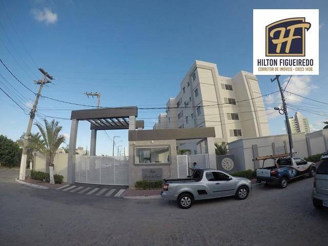 Apartamento com 2 dormitórios para alugar, 50 m² por R$ 1.300,00/mês - Intermares - Cabedelo/PB