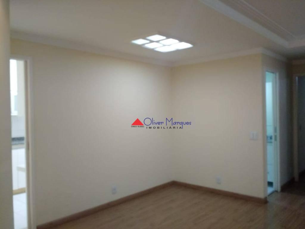 Apartamento com 2 dormitórios à venda, 80 m² por R$ 550.000 - Vila São Francisco - Osasco/SP