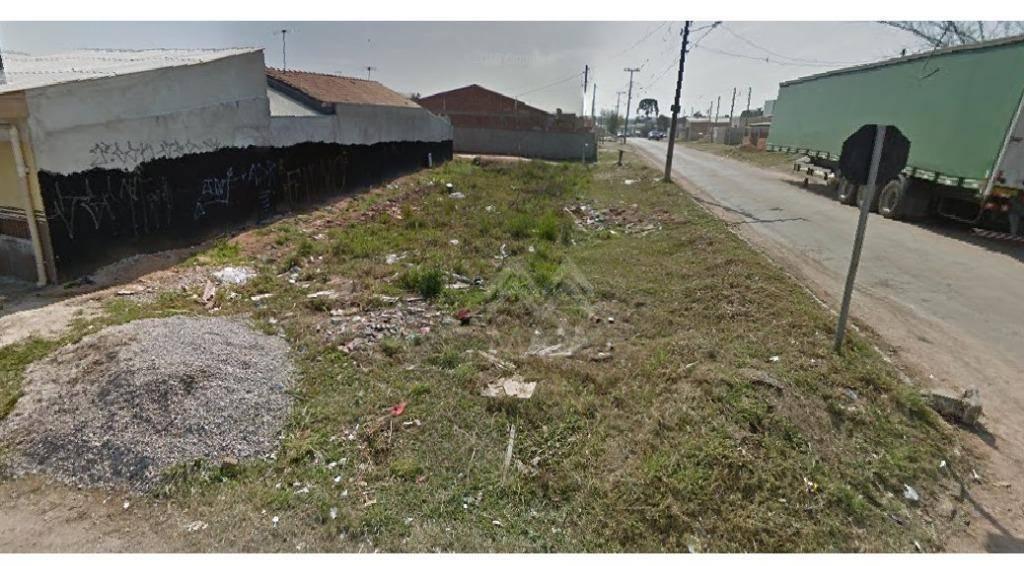 Terreno residencial à venda, Miringuava, São José dos Pinhai