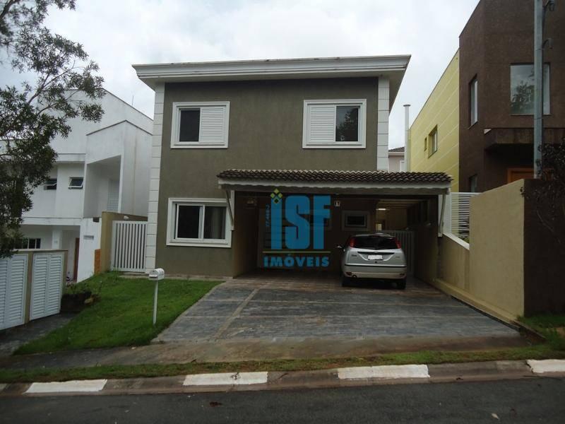 Sobrado com 3 dormitórios à venda, 217 m² por R$ 980.000 - Jardim São Vicente - Cotia/SP