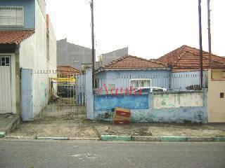 Casa Residencial à venda, Vila Lucinda, Santo André - CA0131.
