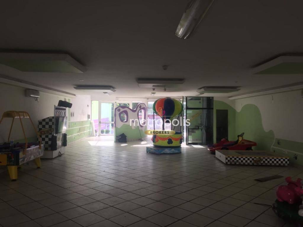 Galpão para alugar, 500 m² por R$ 12.000,00/mês - Barcelona - São Caetano do Sul/SP