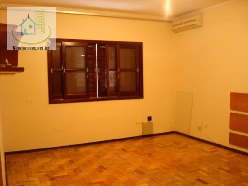 Sobrado de 3 dormitórios à venda em Brooklin Paulista, São Paulo - SP