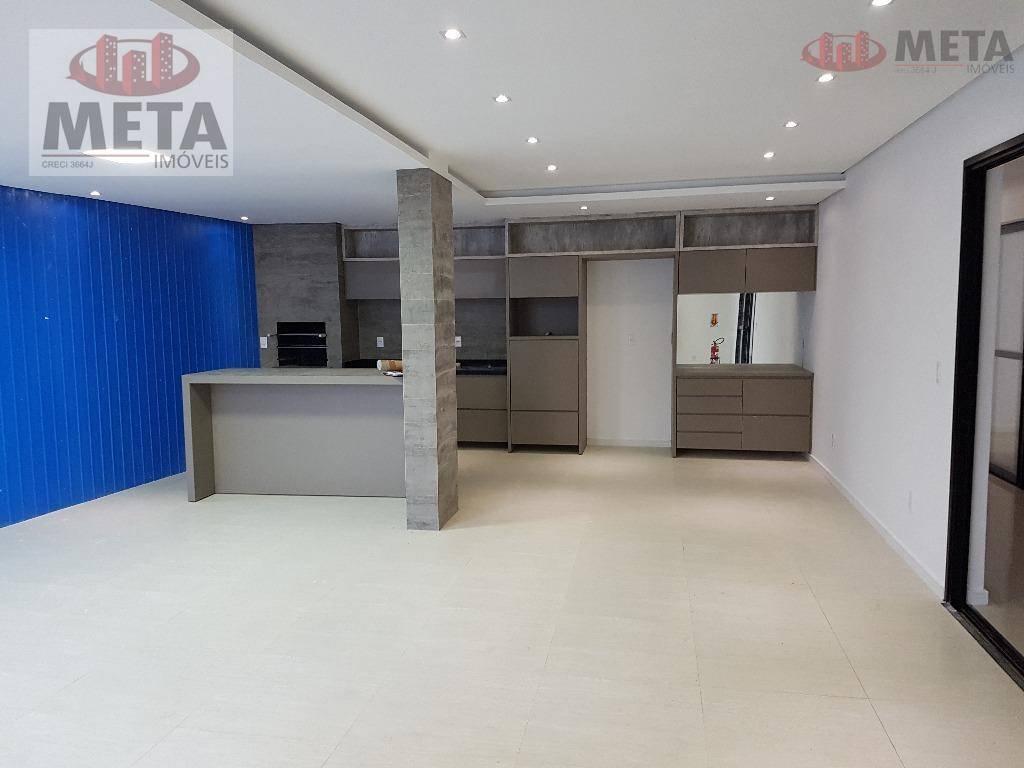 Cobertura com 3 Dormitórios à venda, 120 m² por R$ 700.000,00