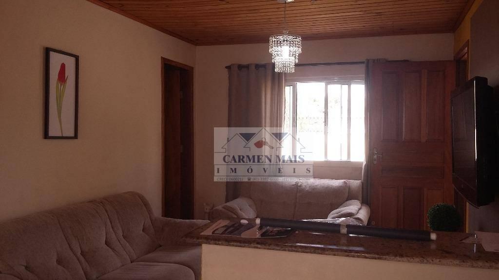 Casa residencial à venda, Nações, Fazenda Rio Grande.