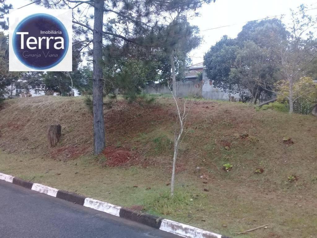 Terreno à venda, 700 m² por R$ 380.000 - Parque das Artes - Embu das Artes/SP